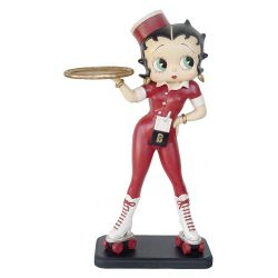 Betty Boop Rollerskater Waitress 3ft