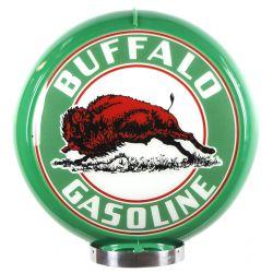 Globe de pompe à essence Buffalo Gasoline