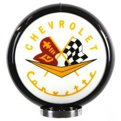 Globe de pompe à essence Chevrolet Corvette