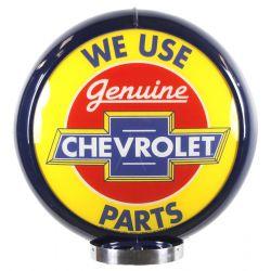 Globe de pompe à essence Chevrolet Parts