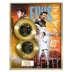 """Record D'or de 24 Karat - Elvis Presley """"The 68 Special"""""""