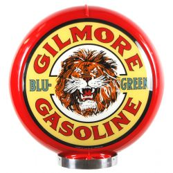 Globe de pompe à essence Gilmore Gasoline