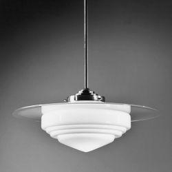 Lampe Deco Punt Glasplaat HO940/12+S
