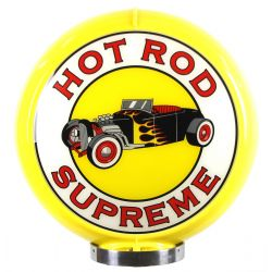 Globe de pompe à essence Hot Rod Supreme