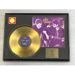 "Record D'or de 24 Karat - THE EVERLY BROTHERS ""EB 84"""