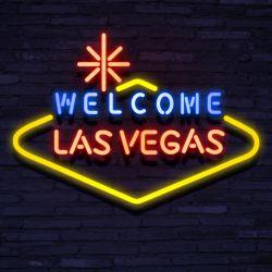 Neon Las Vegas Small