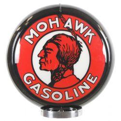 Globe de pompe à essence Mohawk Gasoline