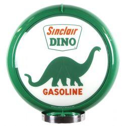 Globe de pompe à essence Sinclair Dino