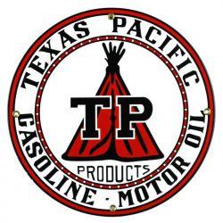 Plaque émaillée TP Products