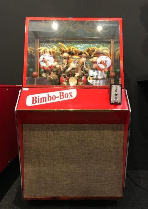 Bimbo-Box - armoire à singes