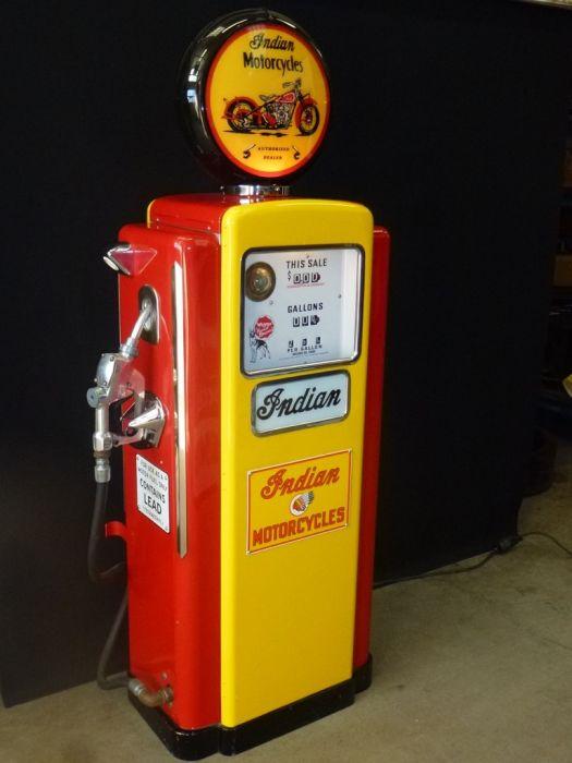 Wayne 100 - Indian pompe à essence - Jolina Products